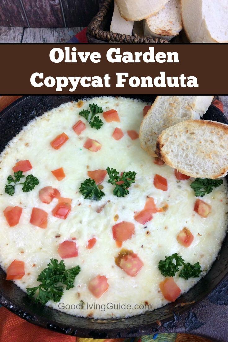 Olive Garden Copycat Fonduta