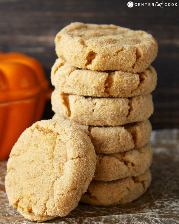Pumpkin Cheesecake Cookies-Best Pumpkin Dessert Recipes