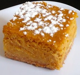 Pumpkin Gooey Butter Cake-Best Pumpkin Dessert Recipes