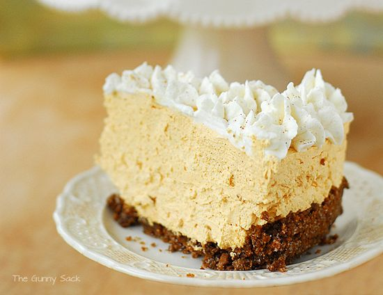 Pumpkin Silk Pie-Best Pumpkin Dessert Recipes