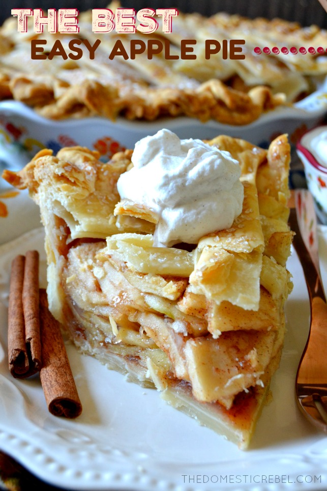 The Best Classic Apple Pie
