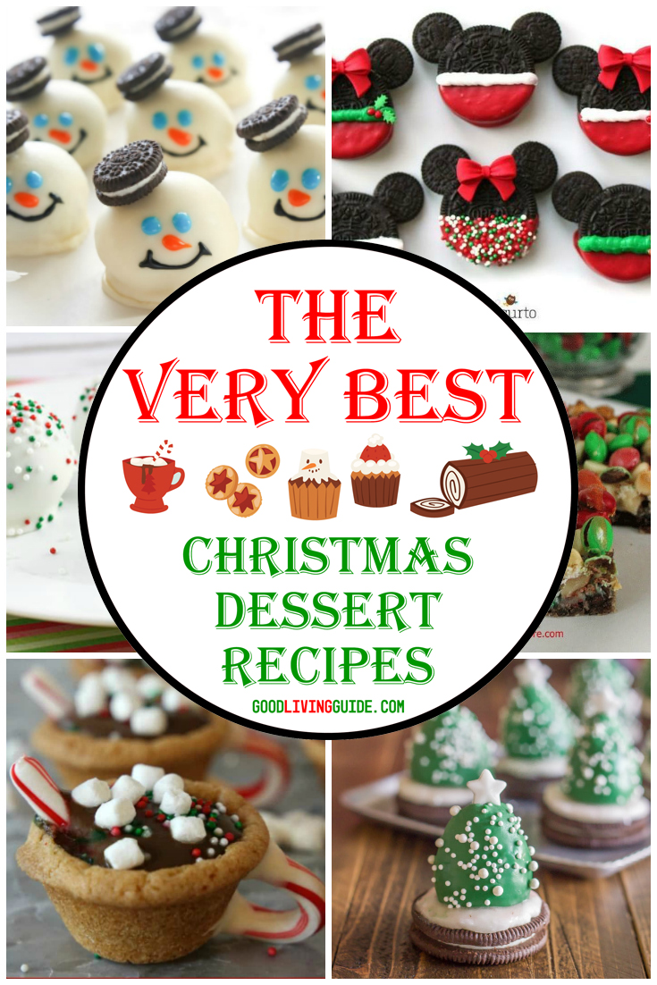 Best Christmas Dessert Recipes