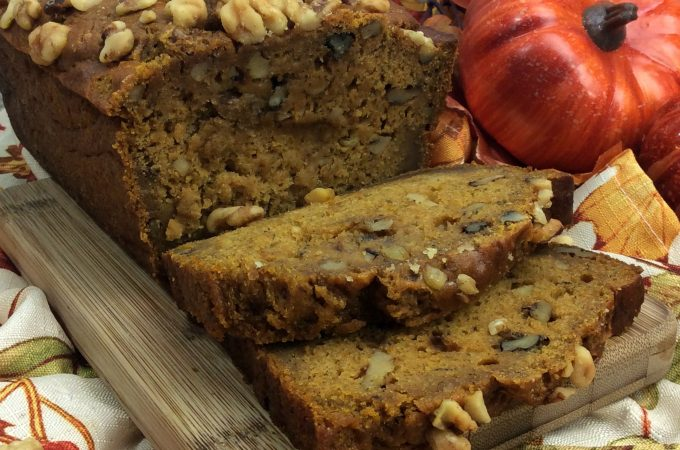 Copycat Starbucks Banana Walnut Bread