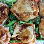 Thai Chicken Dinner Thighs