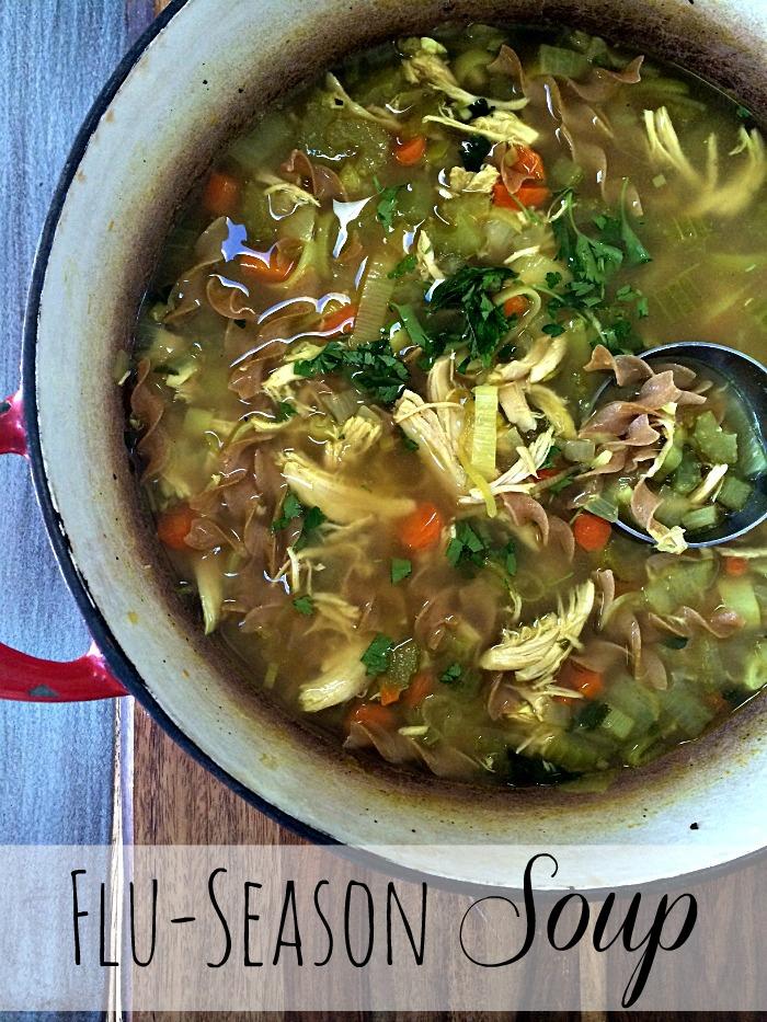 Flu Season Soup