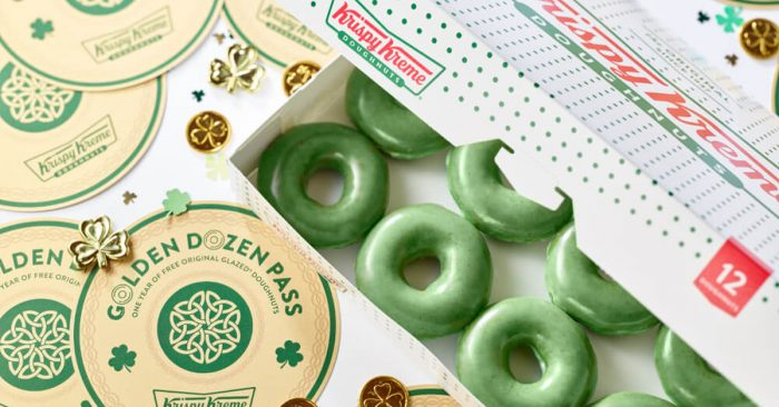 Krispy Kreme Giving Away FREE Doughnuts
