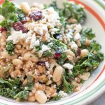 White Bean and Farrow Salad