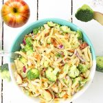 Honeycrisp Apple Broccoli Salad