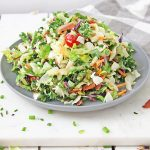 crunchy asian kale salad
