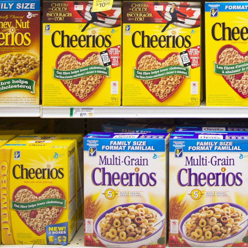 21 Popular Breakfast Cereals Contain Cancer-Causing Weed