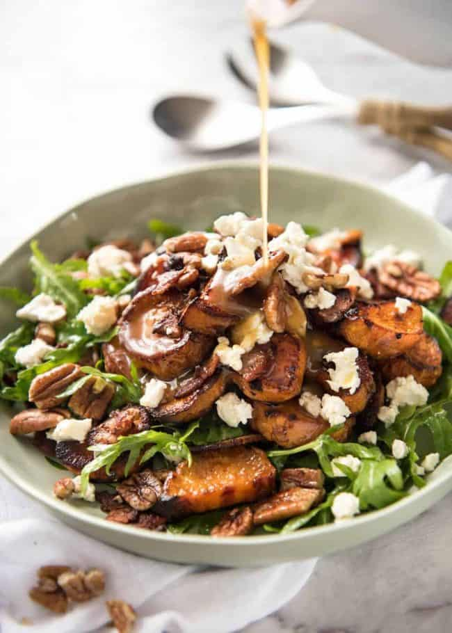 2019-07-27 Roasted Sweet Potato Salad
