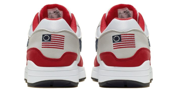 Nike Pulls Betsy Ross Flag Sneakers After Colin Kaepernick Complains