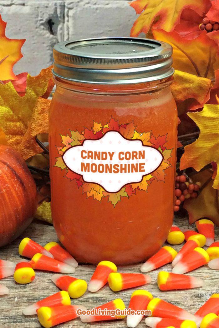 Candy Corn Moonshine