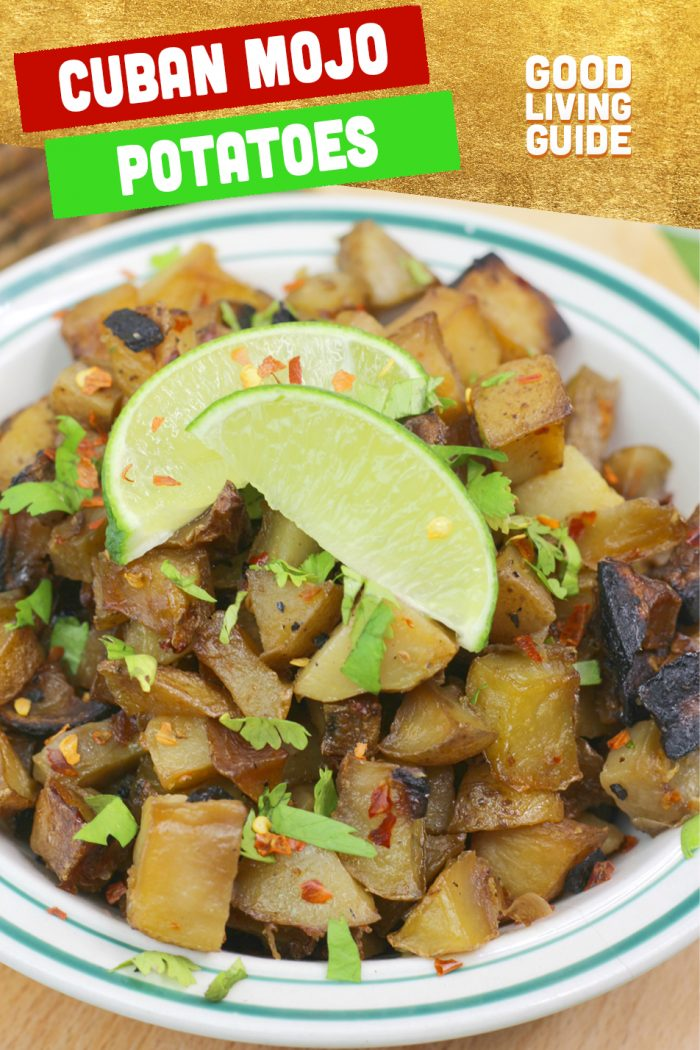 Cuban Mojo Potatoes