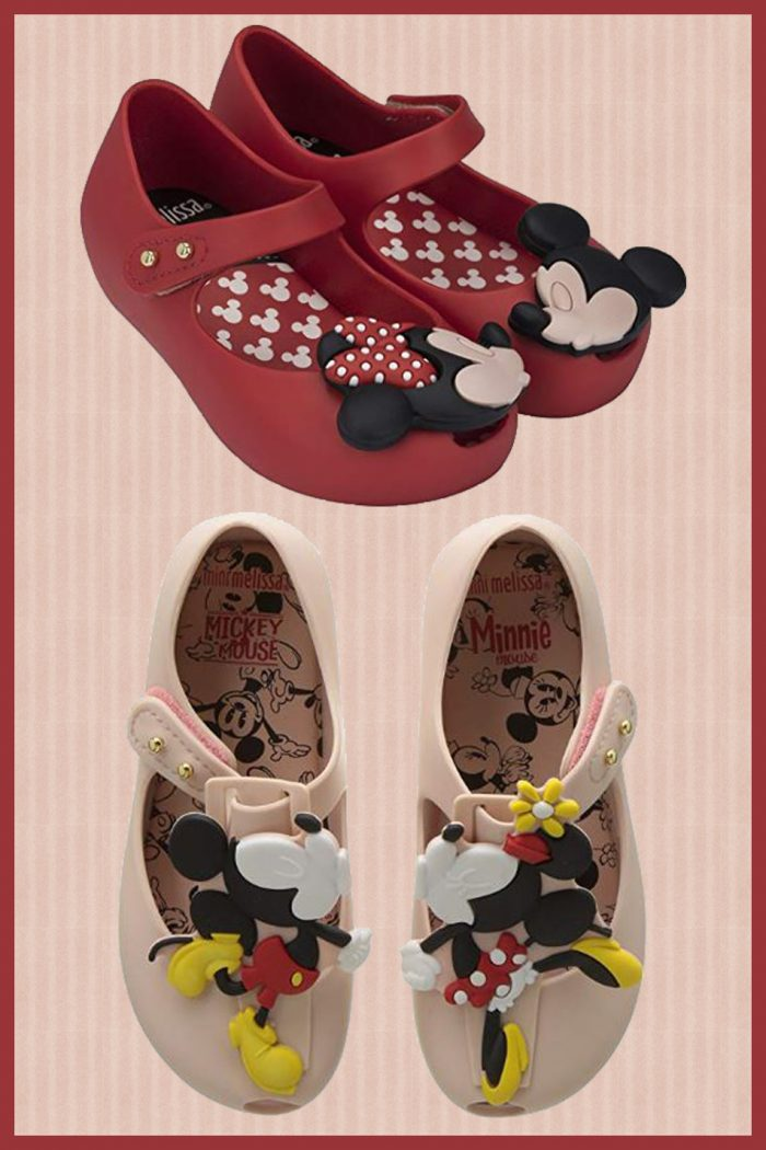 Minnie and Mickey Mouse Disney Shoes for Kids