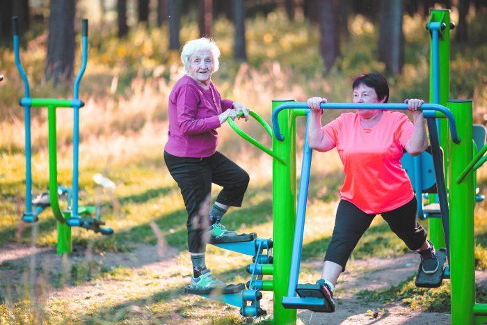 Elder Playgrounds