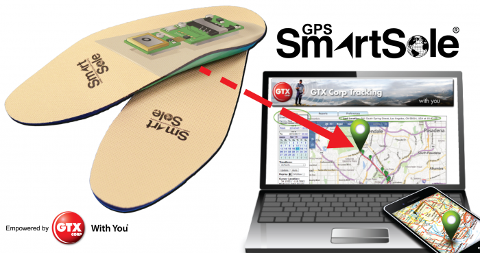 GPS Shoes