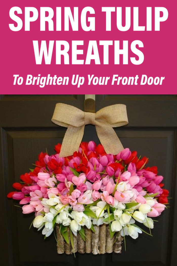 Do you love decorating your doors for the holidays? Don't let winter have all the fun. Send out a signal welcoming spring when you hang one of these spectacular floral wreaths on your door. Blooming Buds and Bright Beauty These wreaths invoke the spirit of spring. A miniature rose wreath features delicate white lily of the valley, the first delicate flower to appear in the spring, along with miniature pink roses. These exquisite flowers are held together in a band of burlap and natural bark. Another stunning wreath uses tulips, one of the world's favorite spring flowers. Dozens of pink, white, red, yellow and white tulips curve around a wreath wrapped in a shimmering, dotted bow. Celebrate All the Spring Holidays There's a wreath with shamrocks, green ornaments and green plaid ribbons just in time for Saint Patrick's Day. You can personalize each wreath to have different colors of flowers, ribbons and other elements. Enjoy them year after year. Lasting Loveliness The best thing about these wreaths is they're made from handmade flowers. They look so alive and realistic that you may find this hard to believe, but it's true. Floral artist Ania Melisa makes the flowers herself and uses them to create these amazing wreaths. You can buy them all from her Etsy store. These wreaths will make you smile every day.