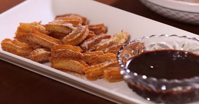 Disney Shared Its Famous Churro Bites Recipe