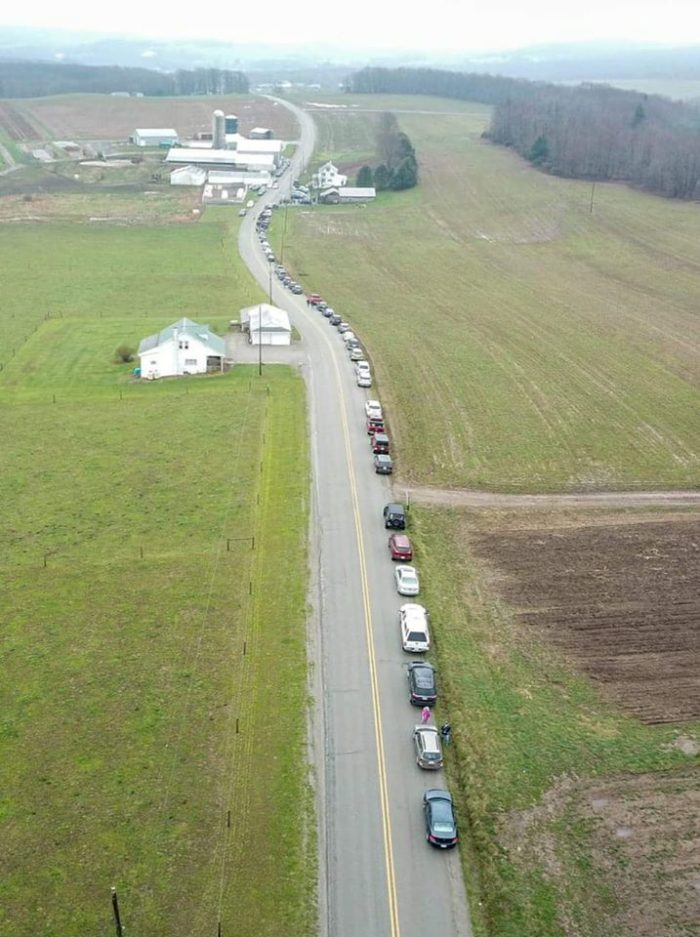 Refusing To Dump Milk, Pennsylvania Dairy Farmer Decides to Bottle Their Own. Sells Out in Hours.