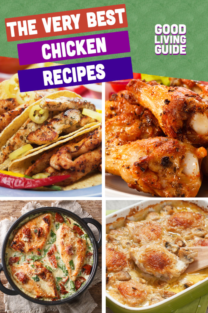 The Very Best Chicken Recipes